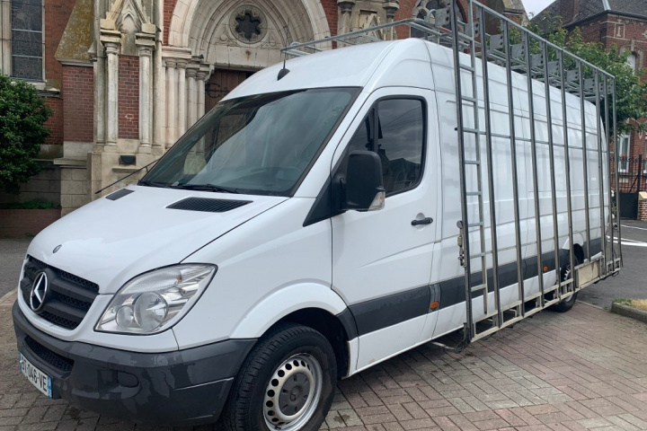 MERCEDES SPRINTER FOURGON