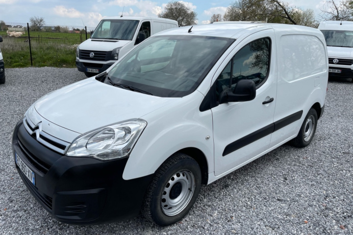 CITROEN BERLINGO FOURGON