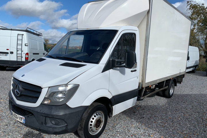 MERCEDES SPRINTER CHASSIS CABINE
