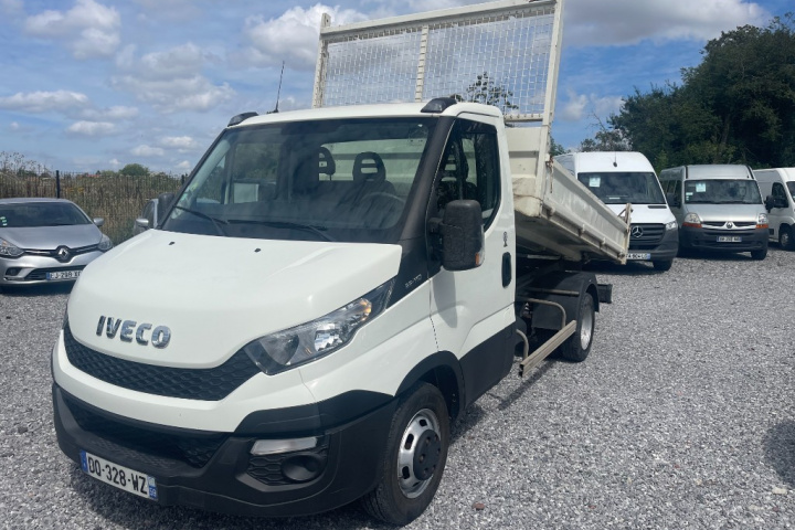 IVECO DAILY CHASSIS CABINE